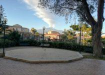 Parco giochi a San Giovanni la Punta