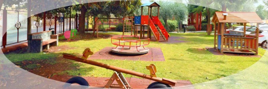 Parco giochi a I Portali