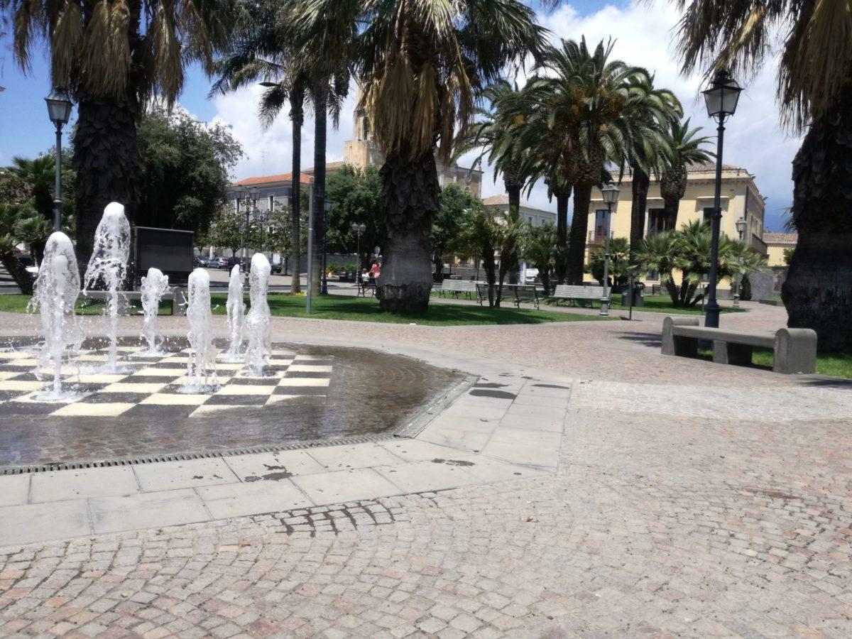 Piazza ad Aci Bonaccorsi