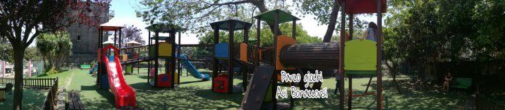 Parco giochi in provincia di Catania