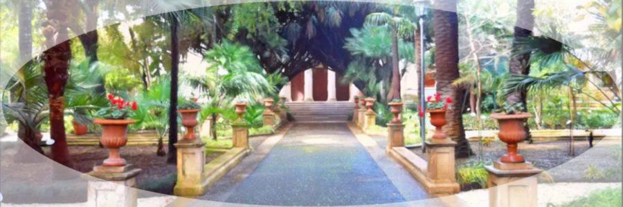 Orto Botanico a Catania
