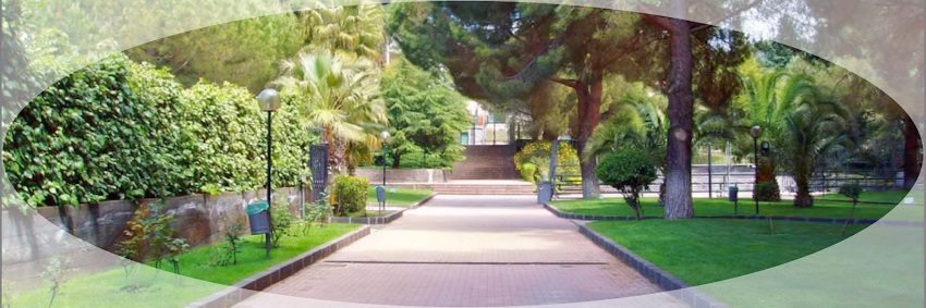 Parco comunale in Sicilia