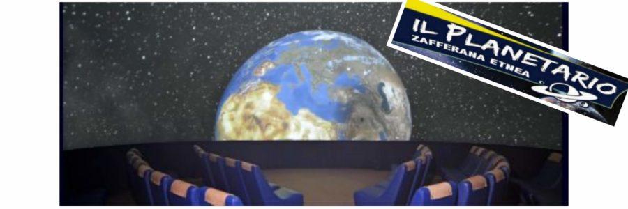 Planetario a Zafferana Etnea