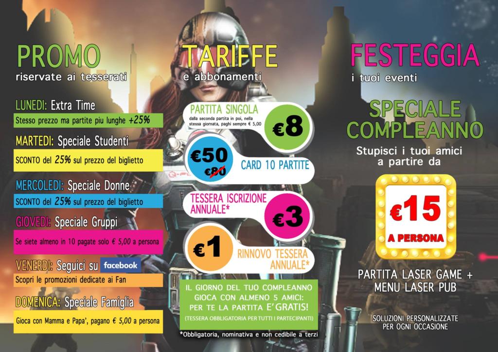 Q-FUN Catania Laser Game - Sicilia da giocare