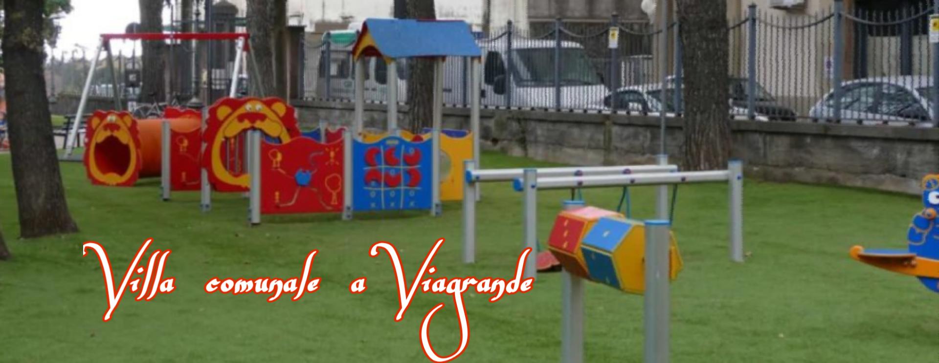 Parco giochi Viagrande