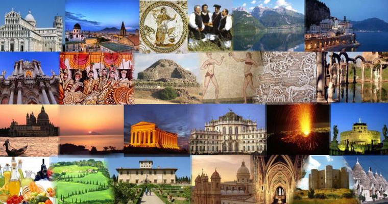 Patrimonio dell'Umanità Unesco in Sicilia