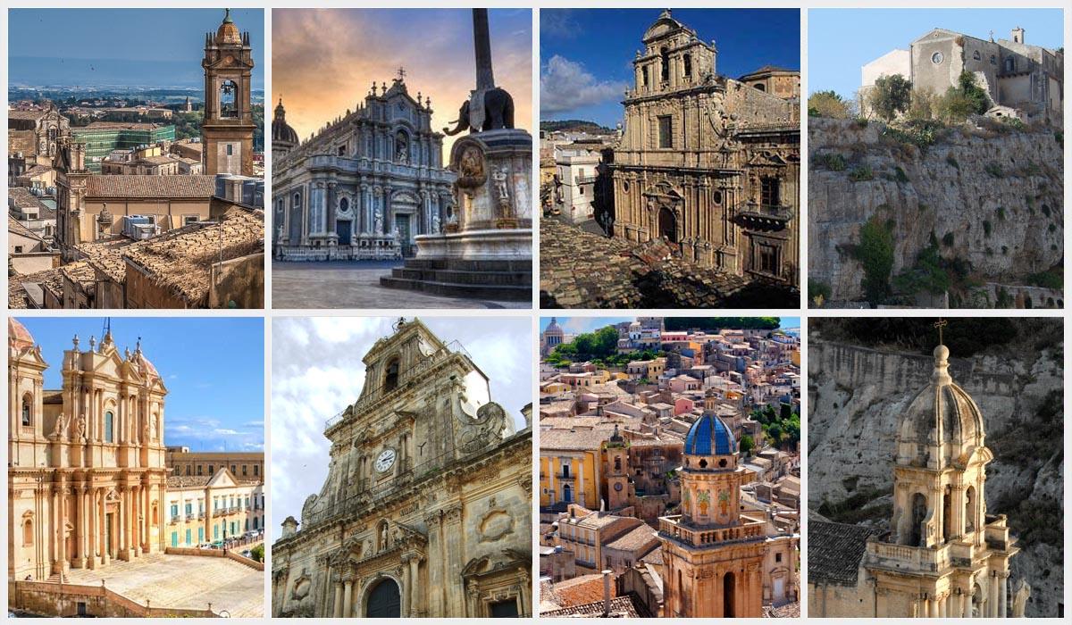 Siti Unesco in Sicilia