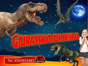 Parco dei dinosauri in Sicilia
