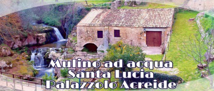 Mulini ad acqua Sicilia