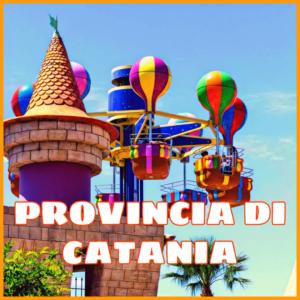 Luoghi per bambini a Catania