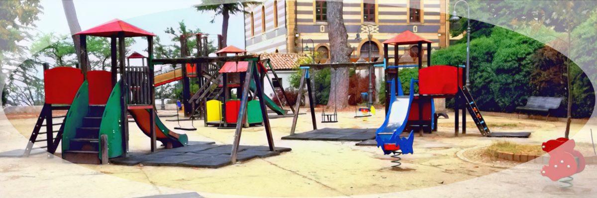 Parchi gioco Caltanissetta