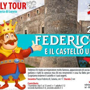 Federico II e Castello Ursino