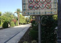 Villa Comunale Palazzolo Acreide