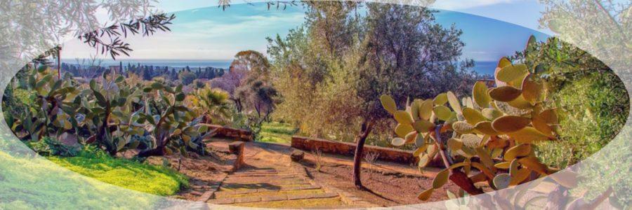 Giardino botanico Agrigento