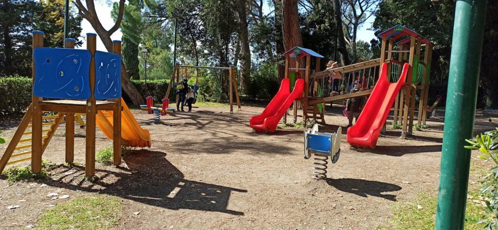 Parco Comunale Florence Trevelyan Taormina