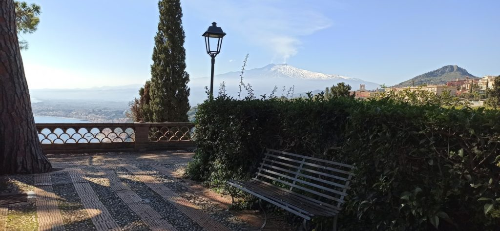 Parco Lady Florence Trevelyan