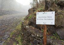 Sentiero educativo Etna